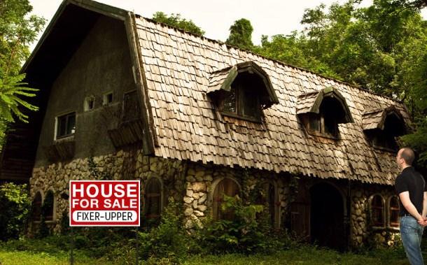 Jual Beli Rumah Tua