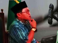 Terjerat Kasus Korupsi ADD, Mantan Kades Sabaru Divonis Hukuman Penjara 1,3 Tahun