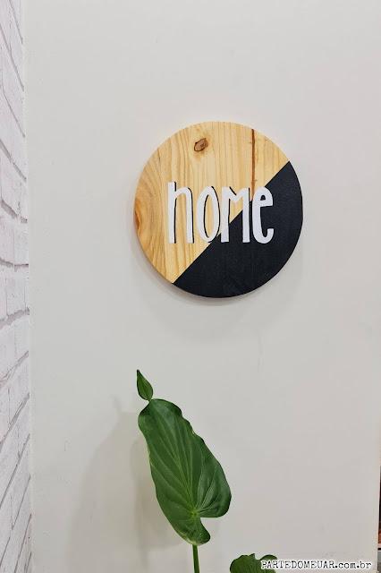 decoraçao madeira