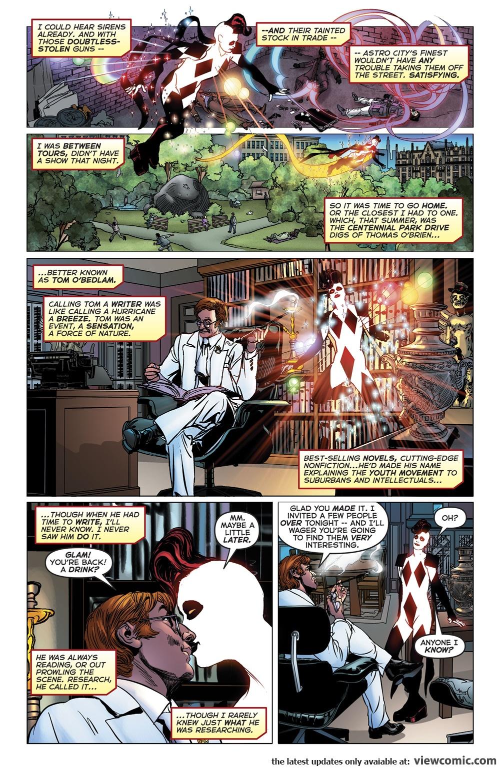 Astro City 045 (2017)  | Vietcomic.net reading comics online for free