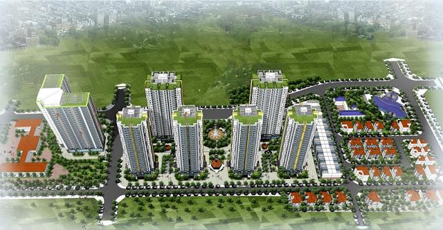 Dự án Mipec View City