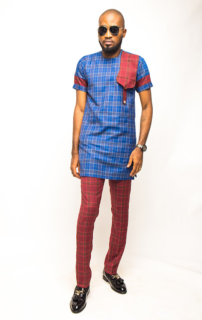 Tesslo Concepts unveils ?Boundaries? Menswear Collection