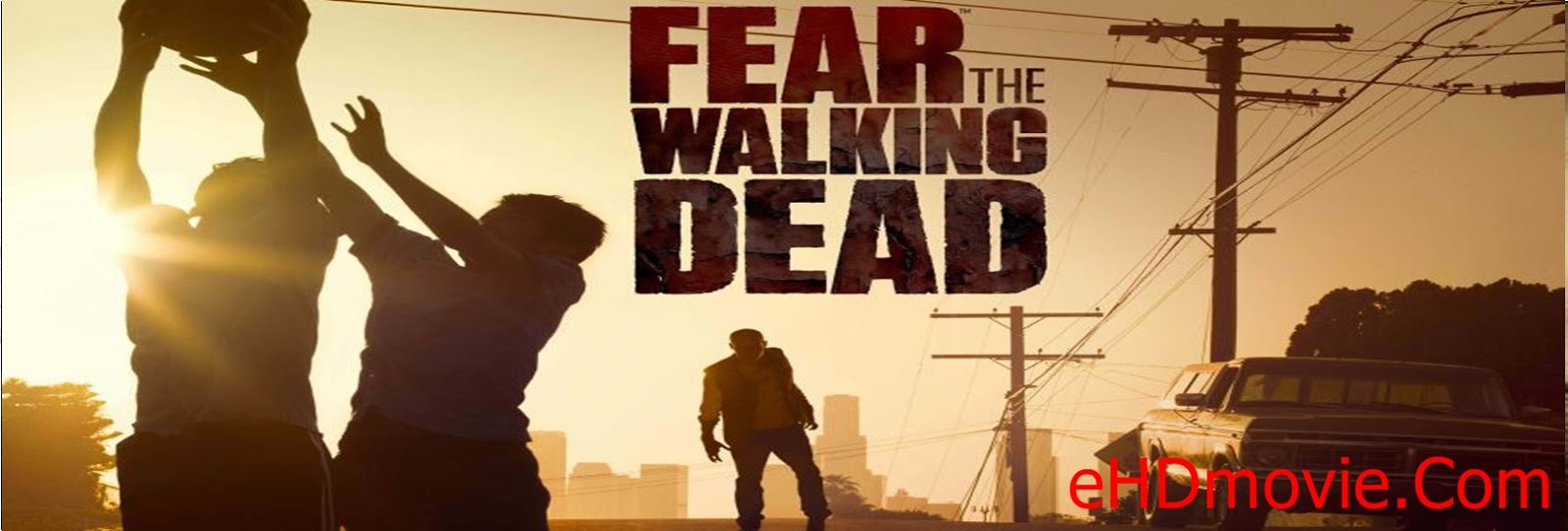 Fear The Walking Dead Season 1 Complete Dual Audio 720p BRRip [Hindi – English] ESubs