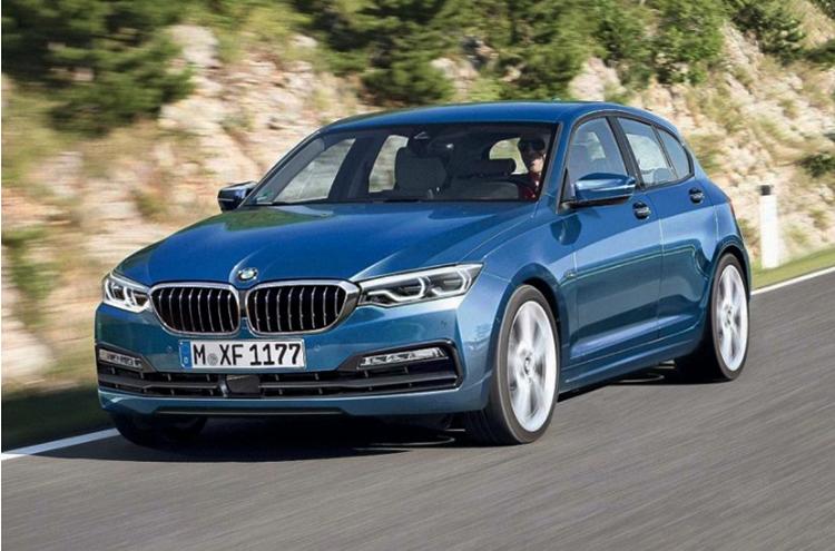 2019 BMW 1 Series Feature Design