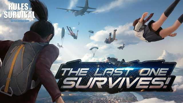 KERAKURUS - RULES OF SURVIVAL APK MOD PUBG Android