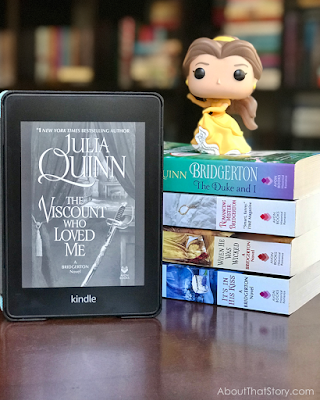 Book Review: The Viscount Who Loved Me by Julia Quinn | About That Story