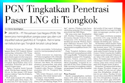 PGN Increases Penetration of the LNG Market in China