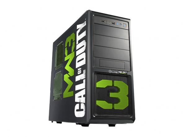 Elite 370 Call of Duty MW3 Custom Case