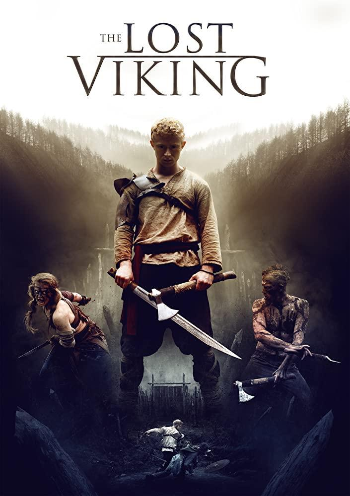 The Lost Viking [2018] [CUSTOM BD] [DVDR] [NTSC] [Latino]