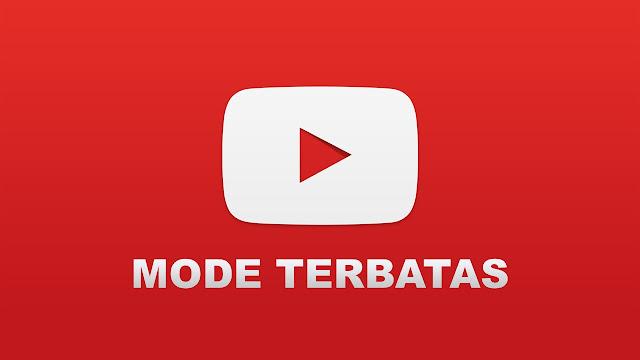 Cara Mengatasi Mode Terbatas pada aplikasi Youtube