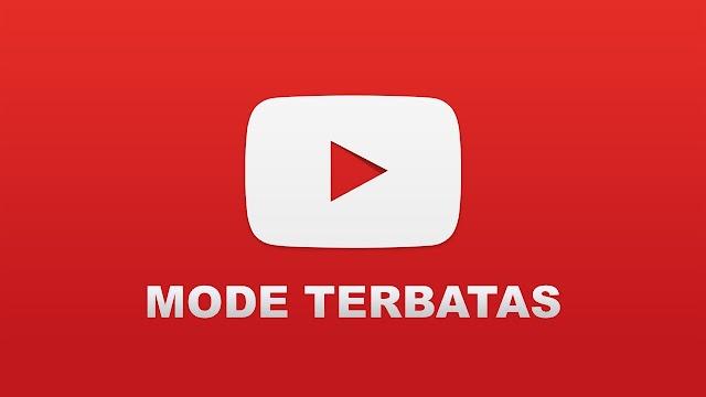 Cara Mengatasi Mode Terbatas pada aplikasi Youtube di Smartphone Terbaru