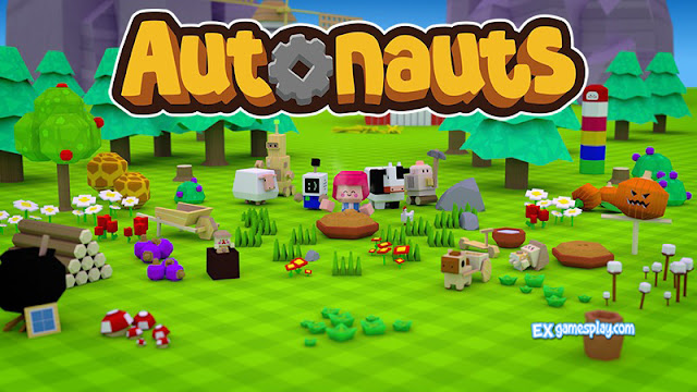 Autonauts Review - Looks Very Funny With A Serious Mission