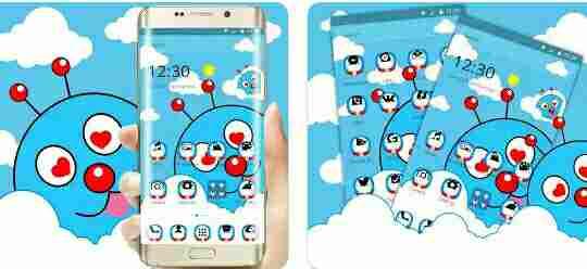 10 Aplikasi Wallpaper Tema Keyboard Doraemon Terbaik Di Android Serbagratis95