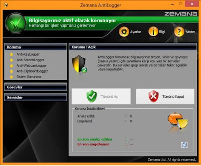 Zemana AntiLogger 2.70.204.576 Full Patch