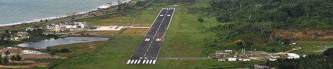 Satellite Imagery Shows India Is Expanding Runway At INS Baaz, Southernmost Air Station Located In Nicobar Close To Malacca Strait