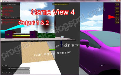 car ticketing machine game view 4