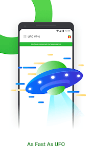 UFO VPN v3.0.0 VIP Mod Premium APK is Here !
