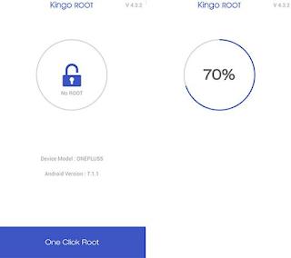 Root Android Tanpa PC dengan Aplikasi KingoRoot