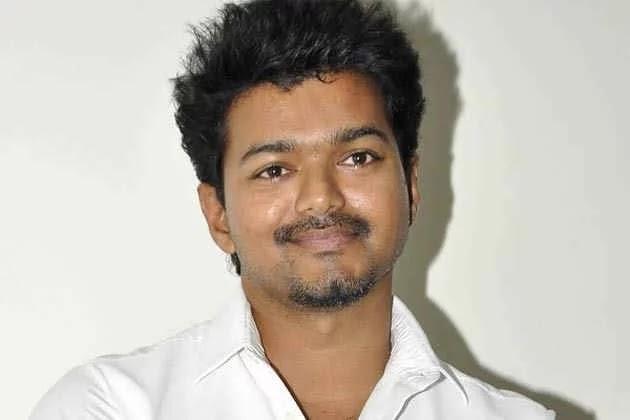 Image of Actor Vijay