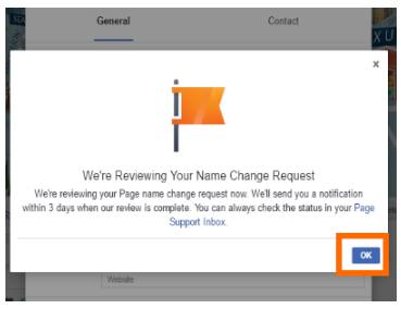 How to Change Your Name on Facebook Page