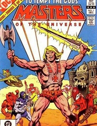Masters of the Universe (1982)
