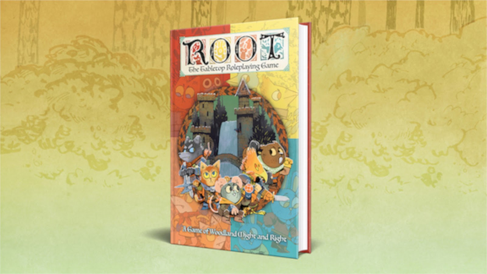 Kickstarter Highlights - Root the Tabletop Roleplaying Game RPG