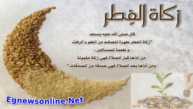 الإفتاء المصرية:15 جنيها حدا أدنى لزكاة الفطر.. ويجوز إخراجها حتى قبيل صلاة العيد
