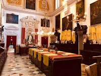 Sacristy Tour: The Basilica of the Nativity of Mary, Senglea, Malta
