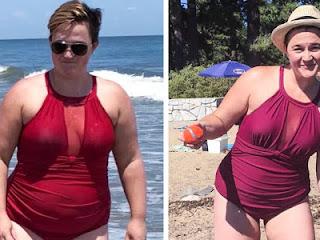 25 Mulheres que conseguiram perder peso com muita força de vontade