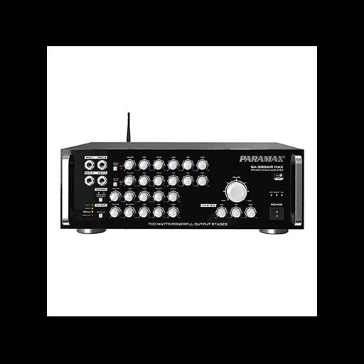 Ampli Paramax SA-999AIR Max 700W có Bluetooth