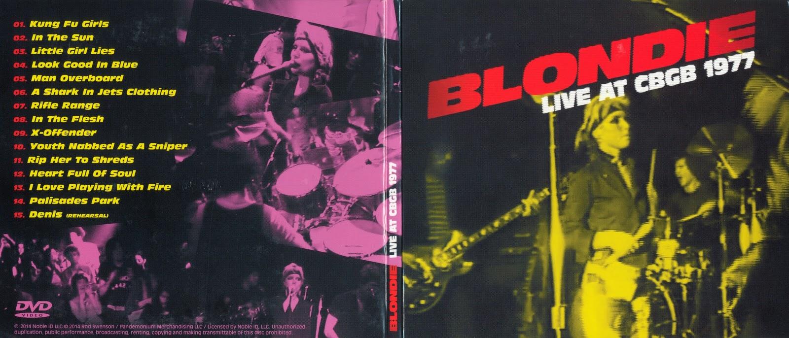 Music World 5000: Blondie - Live at CBGB 1977