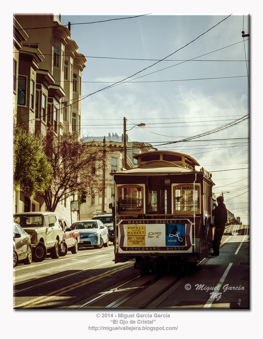 San Francisco (Ca). The Cable Car