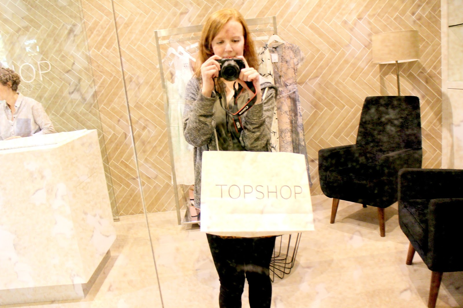 Topshop Personal Shopping review