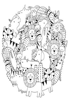 mandalas-infantiles-para-niños-colorear