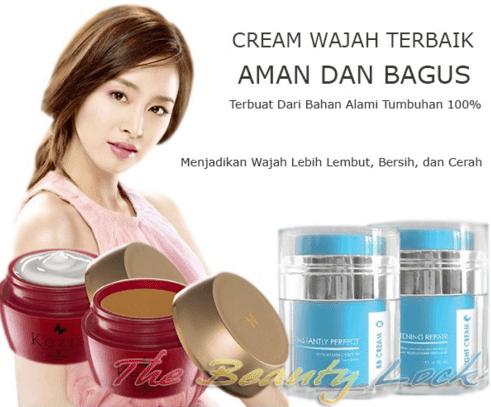 3 Merk Terbaik +20 Cream Wajah Yang Aman Menurut BPOM 2018