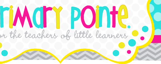 Primary Pointe.: W-I-L-D about numbers 1-5!