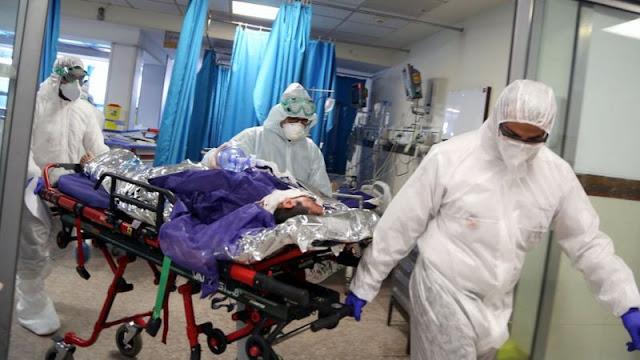 Upaya Negara Syiah Iran Tutupi Angka Kematian Akibat Corona Terungkap Dari Data Yang Bocor