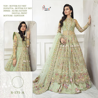 Shree fab S 171 Pakistani Suits catalogue