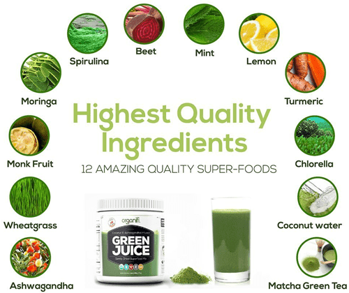 Organifi Green Juice Powder Review What is Organifi Green Juice Powder What Ingredients are in Organifi What are the Benefits of Using Organifi Every Day Is taste an important factor to you