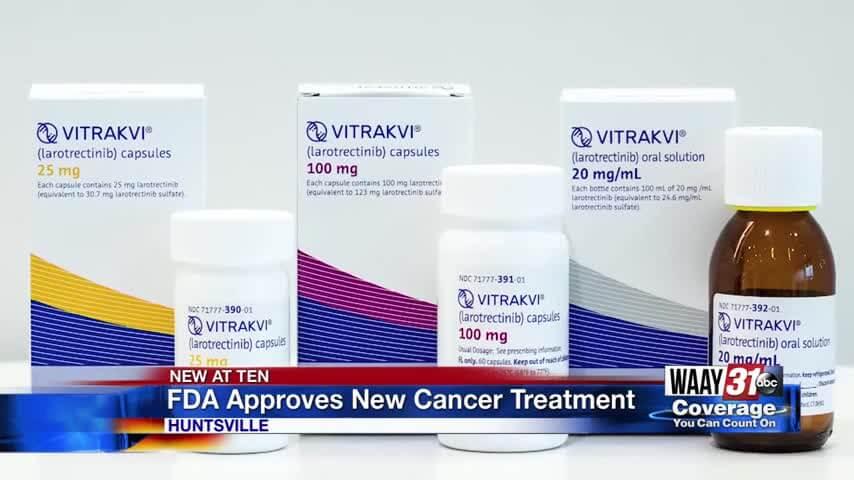 علاج-السرطان-Vitrakvi