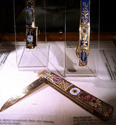 POSTCARDS FROM THE AIR: Geneva - The Patek Philippe Museum