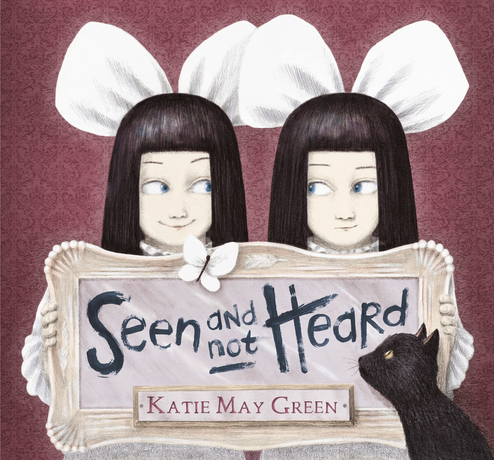 Picture Book Party: The Secrets Behind 'Seen and Not Heard' by Katie May Green