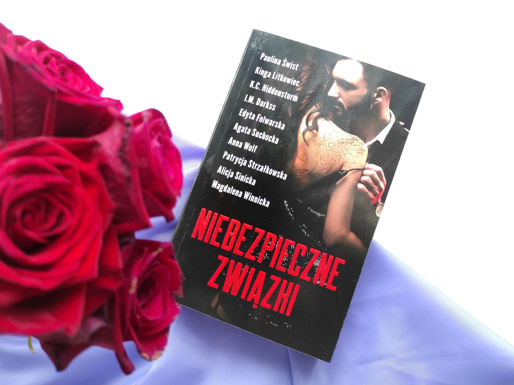 """""""Niebezpieczne związki"""" antologia od Grzesznych książek"""