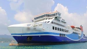 Kapal Feri Bobot 500 GT Untuk Kabupaten Kepulauan Selayar Mulai Dibangun