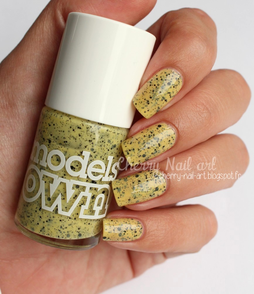 vernis Models own Goose collection Speckled eggs