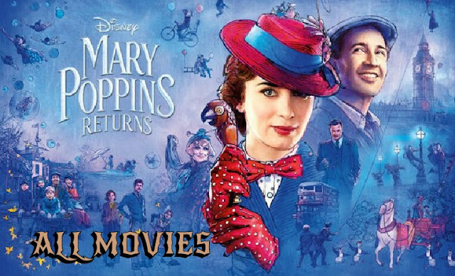Mary Poppins Returns Movie pic
