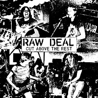 "Το τραγούδι των Raw Deal ""Make Or Break"" από το album ""Cut Above the Rest"""