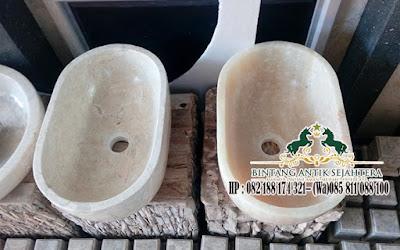 Wastafel Batu Alam, Wastafel Marmer, Wastafel Marmer Tulungagung