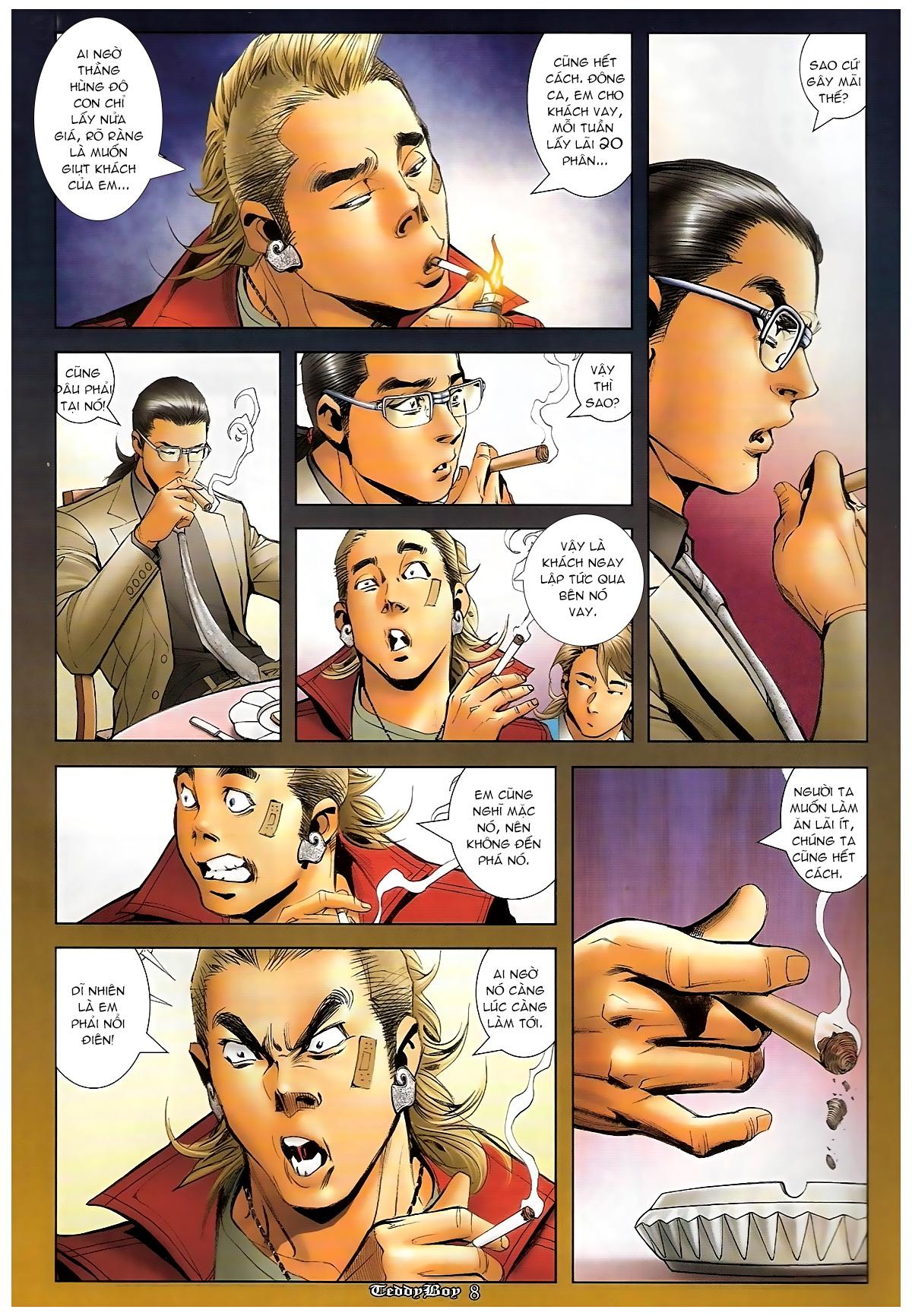 Người Trong Giang Hồ - Chapter 1265: Bát vàng rửa tay - Pic 7