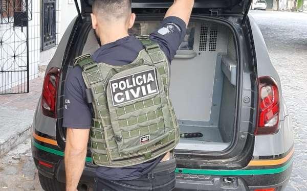 Polícia Civil deflagra operação em Iracema que resulta na prisão de líder religioso suspeito de cometer estupros
